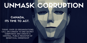 unmask corruption