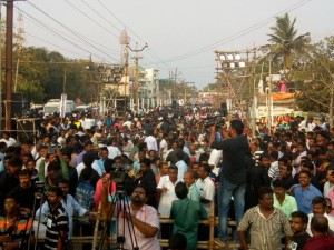 Anit-Sterlite protests in Tuticorin, Tamil Nadu